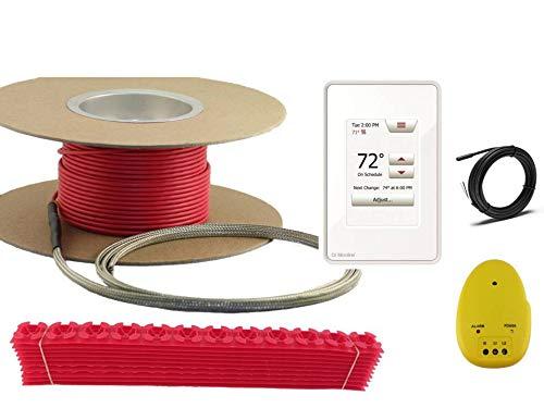 30 Sqft Warming Systems 120 V Electric Tile Radiant Floor