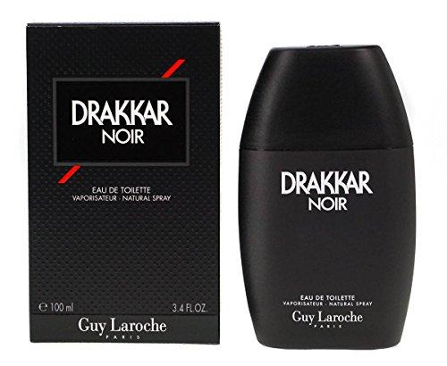 GUY LAROCHE Drakkar Noir Eau de Toilette für Herren, 100 ml