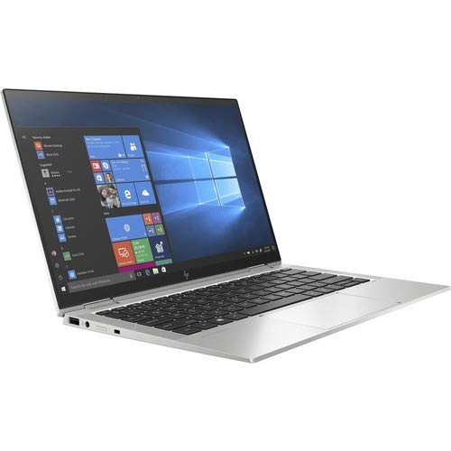 HP EliteBook x360 1040 G7 14' Touchscreen 2 in 1 Notebook - Intel Core i7 (10th Gen) i7-10710U Hexa-core (6 Core) 1.10 GHz - 16 GB RAM - 256 GB SSD - Intel UHD Graphics Premium - in-Plane Switchi