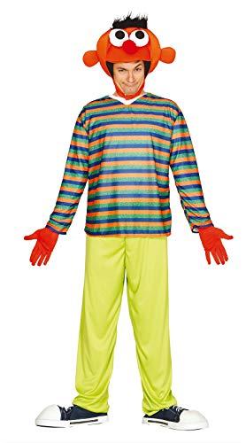 Guirca- Disfraz adulto orange man, Talla 52-54 (84420.0)