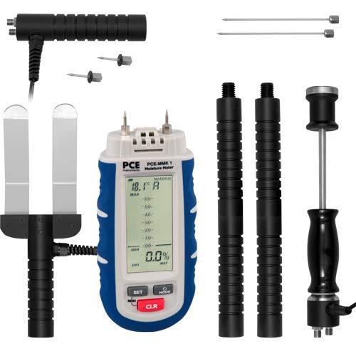 PCE Instruments Feuchtemesser PCE-MMK 1 für Relative und Absolute Feuchtigkeit