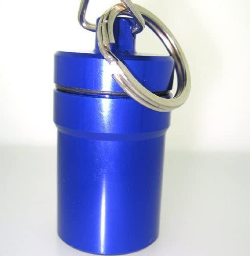 MEDICAL ALERT - FIRST New product type AID container Key CASE Chain Wate PILL Overseas parallel import regular item