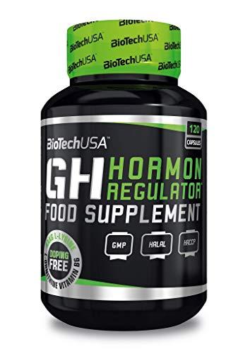 Biotech USA GH Hormon Regulator, 120 Kapseln (2er Pack)