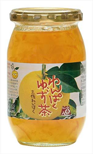 JA高知県『わんぱくゆず茶』