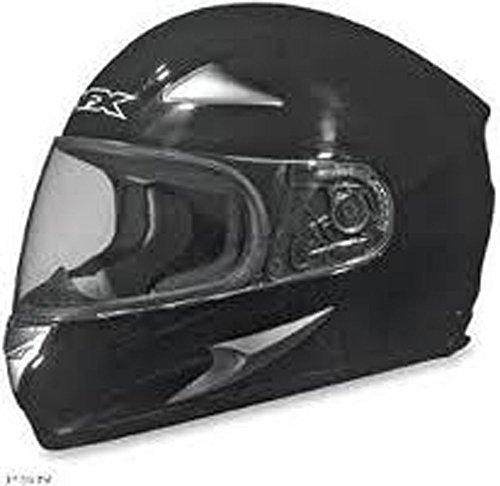 AFX FX-MAGNUS Unisex-Adult Full-Face-Helmet-Style Big Head Helmet (Flat Black, 4X-Large) - 0101-5831