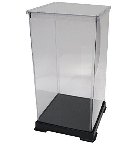 [Transparent serie de cas] chiffre cas largeur profondeur 12cmX 12cmX hauteur 32cm