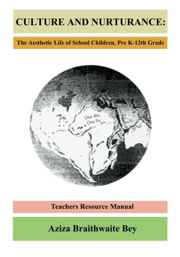 Culture and Nurturance: The Aesthetic Life of School Children, Pre K-12th Grade