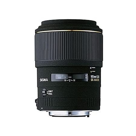 Sigma 105mm F2 8 Ex Dg Makro Objektiv Für Pentax Kamera