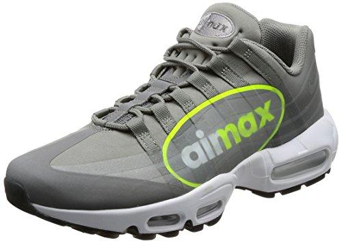 Nike Air Max 95 NS GPX Uomos Running AJ7183 Sneakers Turnschuhe (UK 6 US 7 EU 40, Dust Volt Dark Pewter White 001)