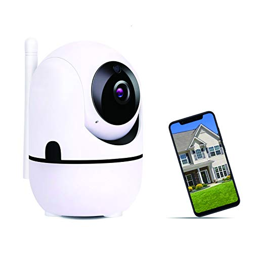 Wireless Security Camera,SUERTREE 1080P HD Indoor WiFi Cameras for Baby/Pet/Nanny at Home Night Vision Dog Camera Surveill.