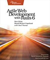Agile Web Development with Rails 6 Front Cover