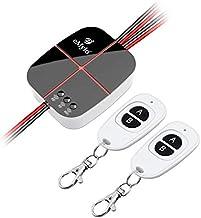O eMylo Smart WiFi Relay Switches Sem fio 433Mhz RF Remote Control Light Switch Timer Controller para Eletrodomésticos Com...