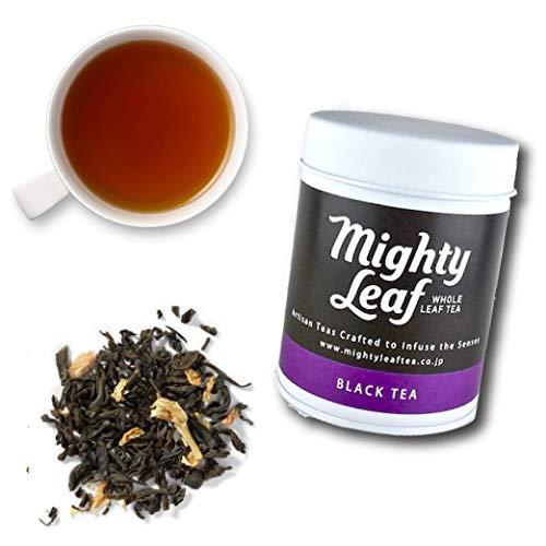 Mighty Leaf (マイティーリーフ) リーフ ブラックティー 45g (缶入り) (オレンジブロッサム)【正規輸入品】