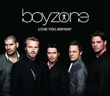 Love You Anyway (Maxisingle (International))