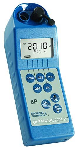 Myron L 6PIIFCE Conductivity, Resistivity, TDS, pH, ORP/Free...