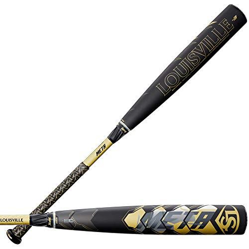 "Louisville Slugger 2021 BBCOR Meta (-3) Baseball Bat - 33"""