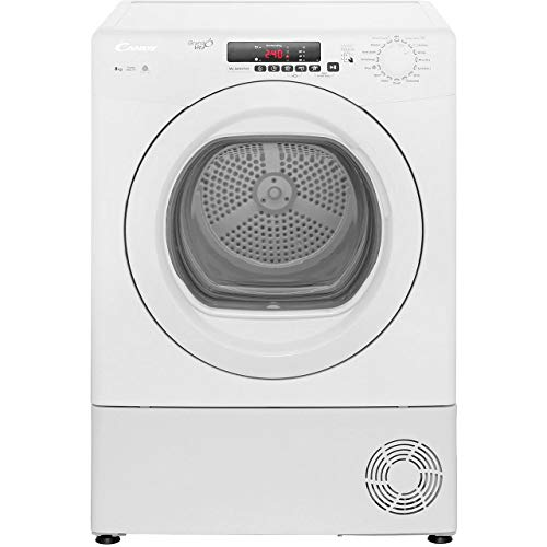 Candy Grand'O Vita GVSC8DG 8Kg Condenser Tumble Dryer - White