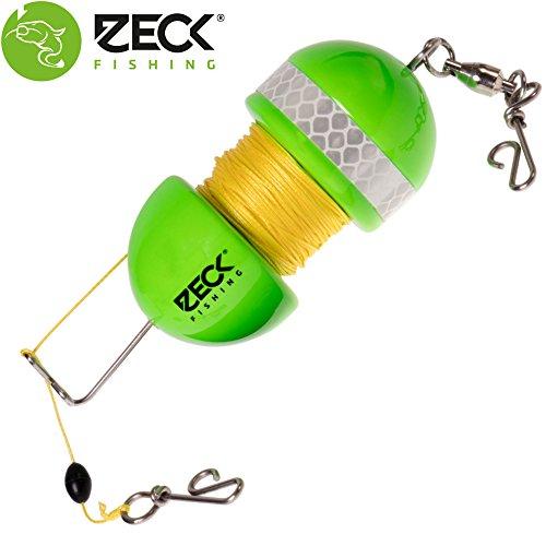 Zeck Outrigger System green - Ausleger System zum Wallerangeln, Auslegesystem zum Welsangeln, Wallermontage, Welsmontage
