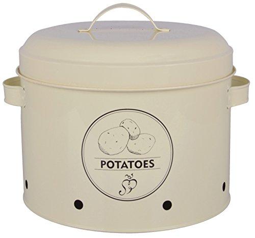 Esschert, design C2070, cestino per conservare patate