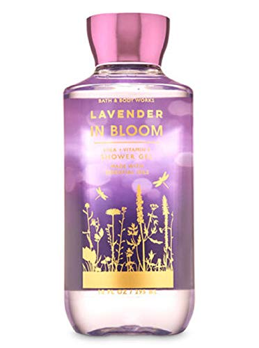 Bath and Body Works Lavender In Bloom Shower Gel Wash 10 Ounce Full Size Fall 2020