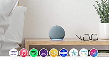 All-new Echo Dot (4th Gen) | Smart speaker with Alexa