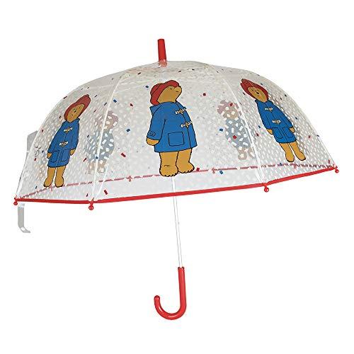 Paddington Umbrella Regenschirm 76 Centimeters Transparent