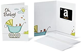 Amazon.com $25 Gift Card in a Greeting Card (Oh, Baby! Design) (B005DHN5BQ)   Amazon price tracker / tracking, Amazon price history charts, Amazon price watches, Amazon price drop alerts