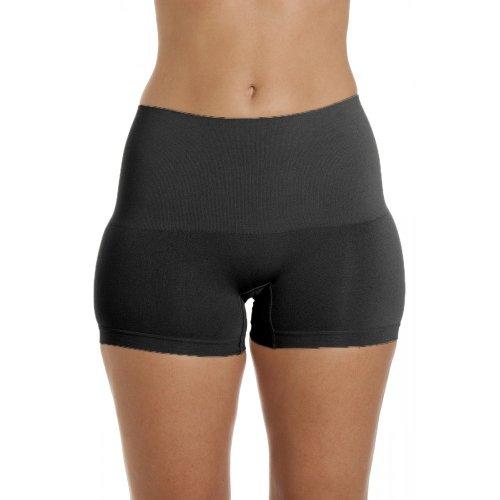Camille Braga pantalón Moldeadora - Sin Costuras - Negro S