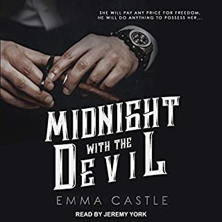 Midnight with the Devil audiobook cover art