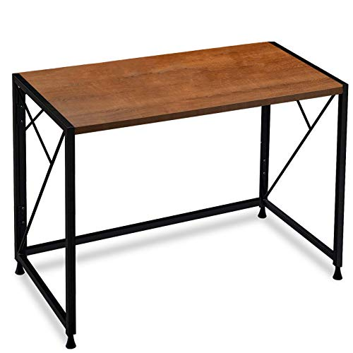 GTRACING-Comhoma 39-Inch Writing/ Computer Desk (Brown) $52.24 + Free Shipping