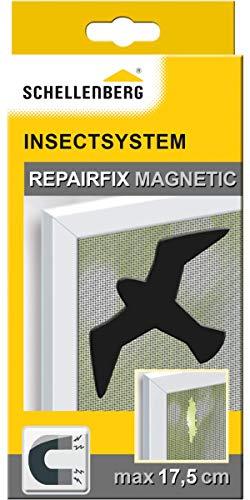 Schellenberg 50777 Insektenschutz Reparatur-Set MAGNETIC Magnetfolie: Fliegengitter reparieren