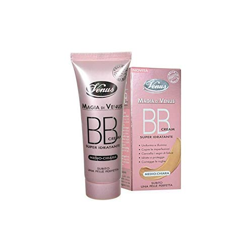 Crema BB Super Hidratante Medio Piel Transparente 40 ml