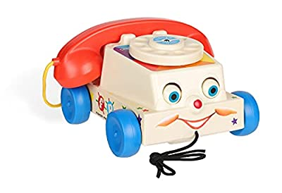 Fisher Price Classics Retro Chatter Phone from Basic Fun, Inc.