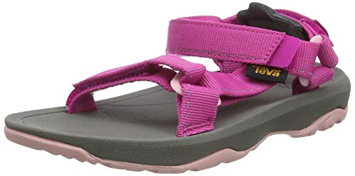 Teva Unisex Kids K Hurricane XLT 2 Hiking Shoe, Grey, 11 UK