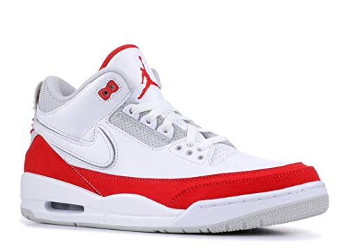 Jordan Air III (3) Retro TH SP White/University Red