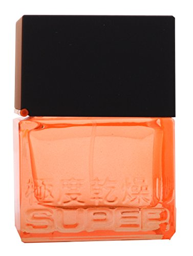 Superdry Neon Orange Eau de Cologne 40ml, 1er Pack (1 x 40 ml)