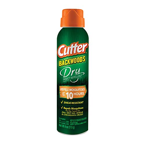 SPECTRUM BRANDS 96248 Backwoods Dry Repellent Spray Insect Killer, aerosol, Plain