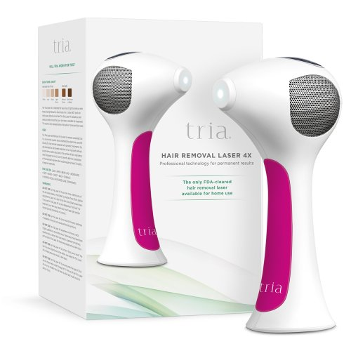 Tria Beauty Hair Removal Laser 4X for Women and Men - At Home Device for Permanent Results on Face...