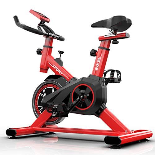 LIANGDEMO Spinning Bike Indoor Cyclette per Uso Domestico Cyclette per Interni Fashion Perdita di Peso Cyclette Carico Massimo 150 kg