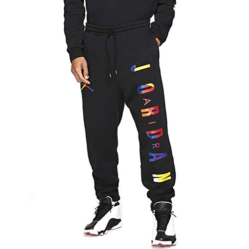 Nike M J SPRT Dna Hbr Pant Pantaloni Sportivi, Uomo, Black, XS