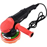 Variable Speed Polishing Machine,6 In Powerful Buffer Polisher 950W 2000-6400Rpm,Dual-Action,Anti-Static,D-Type Handle,For Car Polishing, Furniture/Wood Polishing, Paint/Rust Removal