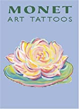 monet art tattoos book