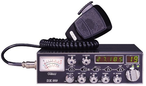 Galaxy-DX-959 40 Channel AM/SSB Mobile CB Radio with Frequency Counter. Buy it now for 209.95