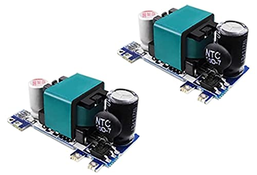 TECNOIOT 2 pieces AC-DC 12V 1000mA 220V AC Low Ripple Switching step-down power supply module