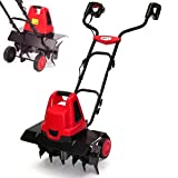 Bodenfräse 1500W 450mm Gartenfräse 55751 Kultivator Motorhacke Gartenhacke Hacke, elektrische Motorhacke Elektro AWZ