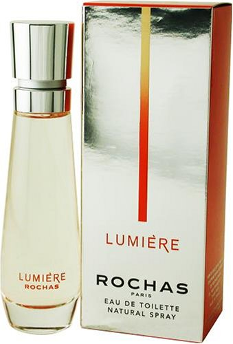 Lumiere De Rochas Eau de Toilette Spray 50 ml