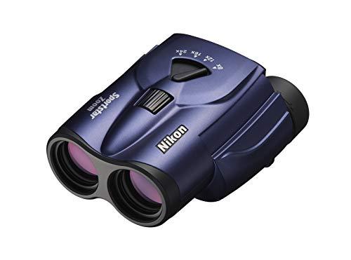 Zoom Sportstar del binocolo Nikon, Sportstar Zoom 8-24×25 BLU SCURO, Blu, S