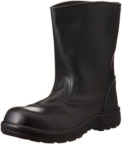 [エンゼル] 樹脂先芯ウレタン2層半長靴 AZ311 AZ メンズ 黒 JP JP27.5(27.5cm)