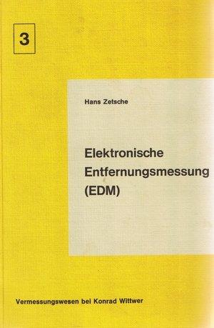 Elektronische Entfernungsmessung (EDM)