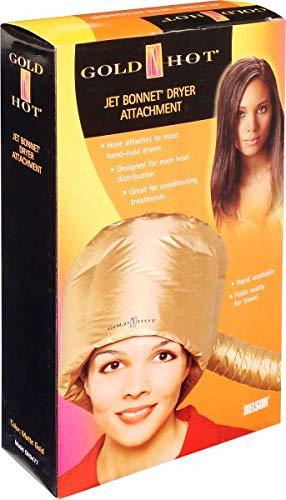 Gold 'N Hot Jet Bonnet Dryer Attachment (Pack of 3)